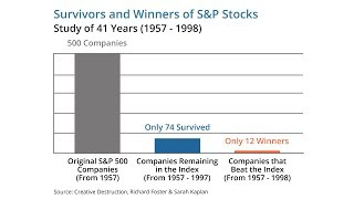 Survivors and Winners of the S&P 500 - Show 306