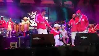 Kumbia Kings - Amores Como EL Tuyo; 12 Agosto 2018