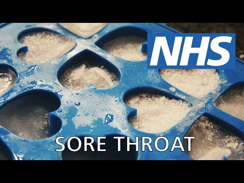 Video How to treat a sore throat