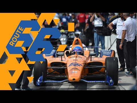 Inside Indy | Pitlane Tour | #Indy500
