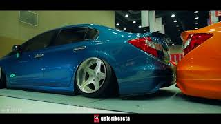 Best SLAMMED Honda Civic FB Compilation