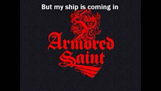 Armored Saint - Isolation (HQ LYRICS)