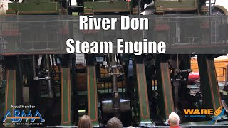 River Don Steam Engine | Largest Operating Steam Engine in Europe