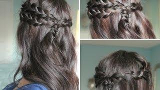Everyday Boho Hairstyle