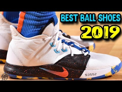 Top 10 Performance Basketball Shoes of 2019! So Far…