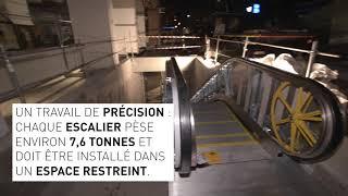 Transmanutec oeuvre sur le projet Part-Dieu Lyon