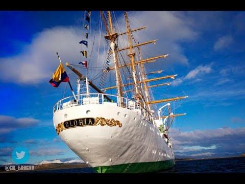 El buque Gloria está de visita en Barranquilla | Noticias Caracol
