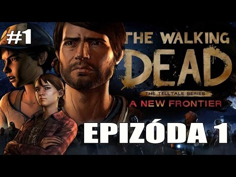The Walking Dead: A New Frontier / Epizóda 1 Kde je Klem ? CZ/SK let's play