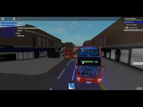 Roblox North London Bus Simulator Gemini 2 Daf Db300 Arriva London