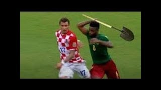 20 FUNNIEST MOMENTS IN FOOTBALL