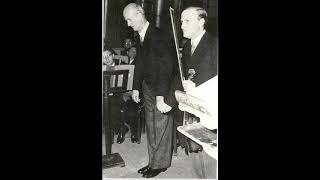 Brahms - Violin Concerto - Menuhin / Lucerne / Furtwängler