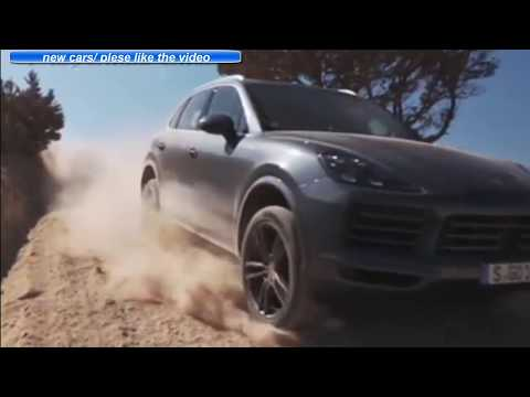 2018 Porsche Cayenne SUV Road & Off-Road Driving