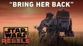 Star Wars Rebels Preview: Jedi Night