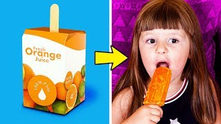 12 COOL AND EASY SUMMER IDEAS FOR KIDS