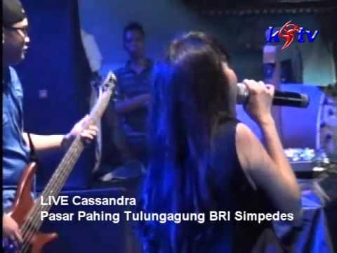 07 Cassandra Live KSTV - Pesta Rakyat BRI Simpedess, Pasar Pahing Tulungagung