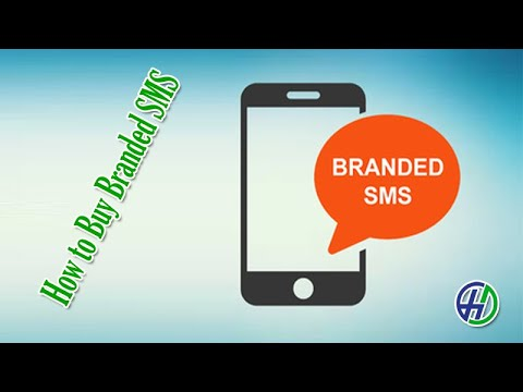 How to Buy Branded SMS