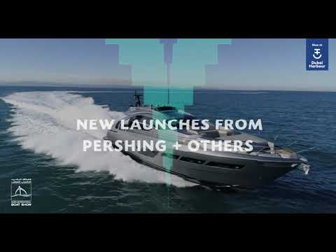 Sneak Peek into Dubai Boat Show 2020