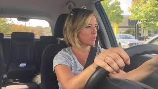 Почему все видео из машины и куда я все время езжу:)