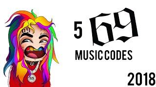6ix9ine Gotti Code For Roblox मफत ऑनलइन वडय