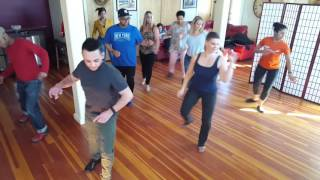 Salsa Loft Cha Cha Workshop 3-19-16