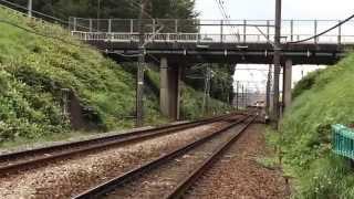 鉃の日常 第8回 東急南町田駅 8500系通過シーンにて爆音注意!