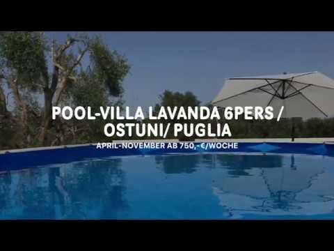 Villa con piscina 1200€/Settimane