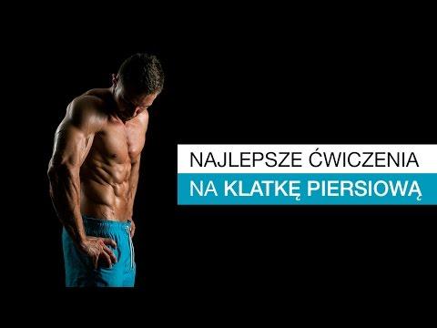 Ćwiczenia mięśni klatki piersiowej urządzenie treningowe
