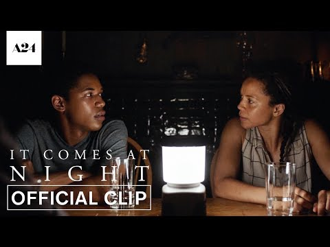 It Comes At Night | Who Opened The Door | Official Clip HD | A24