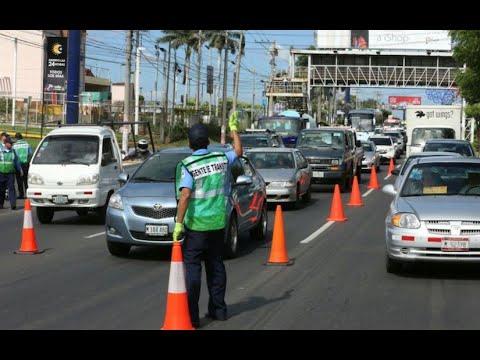 Disminuyen personas fallecidas por accidentes de tránsito en Nicaragua