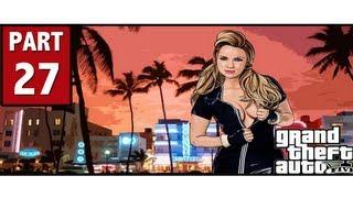 Grand Theft Auto 5 Walkthrough Part 27 - FOOT RACE! | GTA 5 Walkthrough