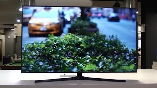 Samsung UNKU7000 series: Midpriced 4K TV puts looks and smarts over picture