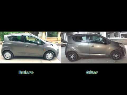 Car Wheel Rim to Allow Wheel Style Look