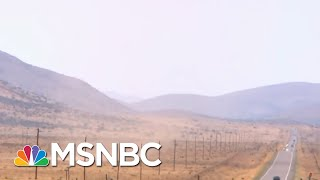 Climate Change Is A Real National Emergency | Velshi & Ruhle | MSNBC
