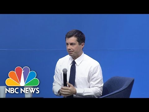 Pete Buttigieg: 'The Wealthy Corporations Are Not Paying Their Fair Share' | NBC News
