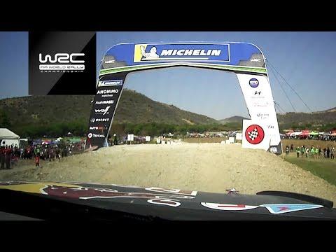 WRC - Rally Guanajuato México 2019: El Brinco ONBOARD Ogier