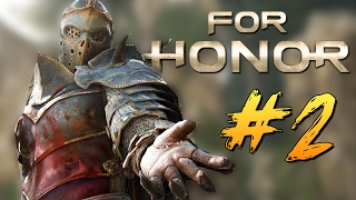 ЛЕГИОН ЧЕРНОГО КАМНЯ - For Honor