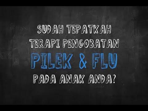 Video Cara Mengatasi Pilek & Flu Pada Anak Secara Aman