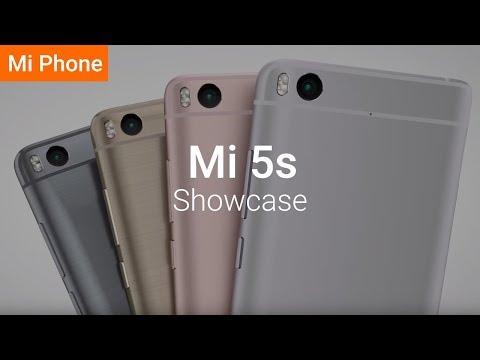 Презентация нового смартфона Mi 5S
