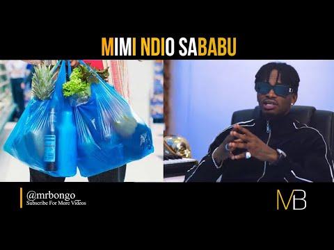 Yafichuka mazito kuhusu mifuko ya rambo .#Diamond ndio sababu!!!