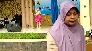 Widia Nur -doa Anak Negeri, Juara 1 Tingkat Kabupaten Cianjur