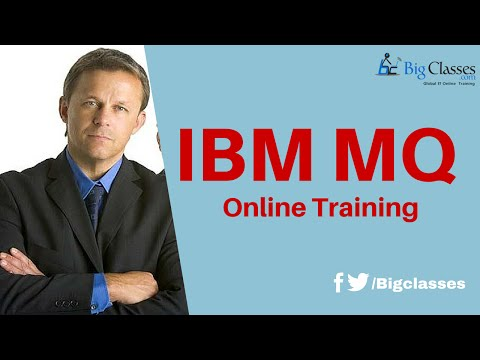 IBM WebSphere MQ Tutorials - WebSphere MQ Series Training ...