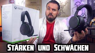 Fast perfekt. Das 99€ Xbox Wireless Headset für Series X|S, PC, Konsole & Cloud Gaming Review / Test