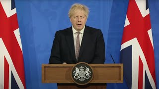 video: Coronavirus latest news: Race between vaccine programme and virus may become 'great deal tighter'  - watch PM's briefing live