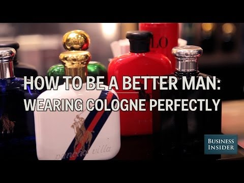 How To Tell Exactly The Right Amount Of Cologne Or Perfume To Put On