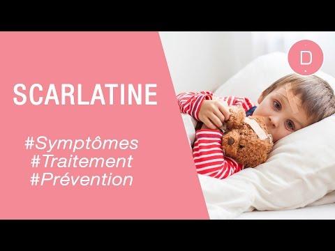 Le diagnostic différentiel de la dermatite allergique et leczéma
