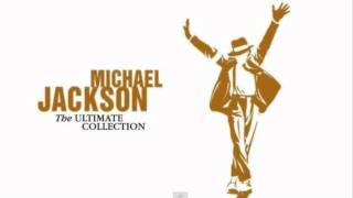 In The Back - Michael Jackson 'The Ultimate Collection'.