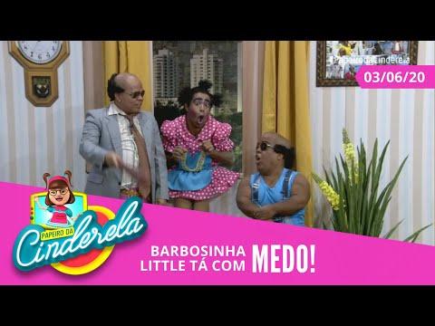 PAPEIRO DA CINDERELA -  Exibido quarta-feira 03/06/2020