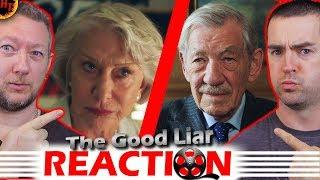 The Good Liar Trailer REACTION