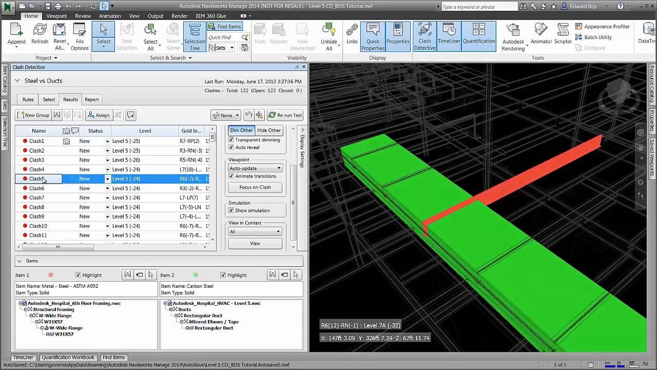 Autodesk Navisworks for BIM - buy a Navisworks license