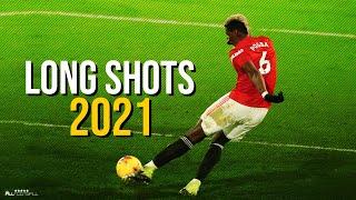 Most Amazing Long Shot Goals In Football 2021 | HD